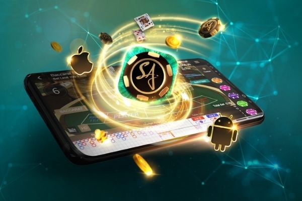 บาคาร่าเว็บไหนดี เล่นบาคาร่าออนไลน์ฟรี-SA Gaming