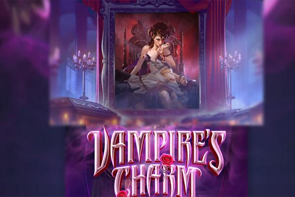 วิธีเอาชนะสล็อต Vampire's Charm สล็อตแตกง่าย จ่ายจริง - Vampire's Charm